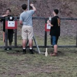 setting up targets