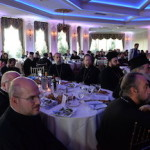 Reception and Dinner with Priests and Presbyteres of the Direct ArchdiocesanrDistrict and the Patriarchal Representatives and the Hierarchs of the GreekrOrthodox Archdiocese of America